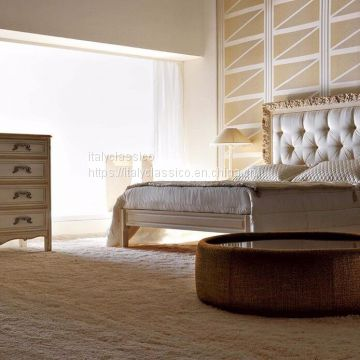 Savio Firmino double bed, European premium furniture brand