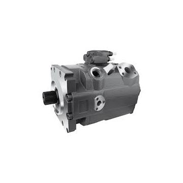 R910979954 Rexroth A10vso10 Hydraulic Pump 63cc 112cc Displacement 20v