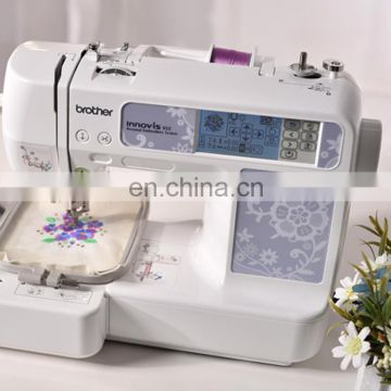 Easy to use home computerized embroidery machine
