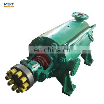 Hydraulic water pump for car wash