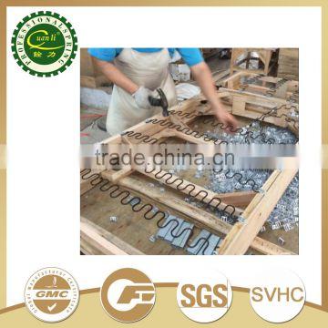 no sag sinuous spring foundation