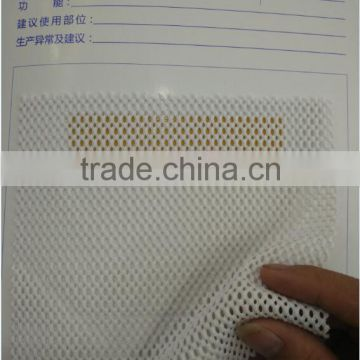 Hot sale Polyester Shoes Mesh Fabric for shoes upper