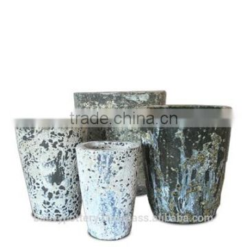 Atlantis Crucible Planter, Set of 4.