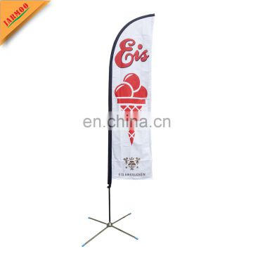 Hot Sale Custom Outdoor advertising wind flags