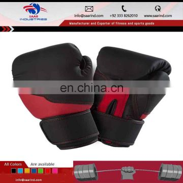 Printed design custom logo Instinct Elite Boxing Gloves/ Boxing Gloves