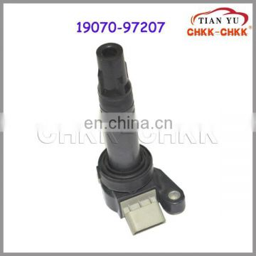 Factory Price Auto parts Ignition Coil / Spark Coil 19070-97207 Ignition Coil for Japanese Car