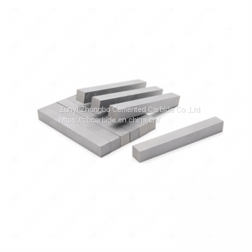 Zhongbo Wholesale price YG8 cemented tungsten carbide block bar plates