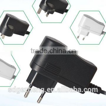 UL 110-240v AC 12 volt 12v DC 500mA 0.5A 50//60Hz Wall Power Supply Adapter