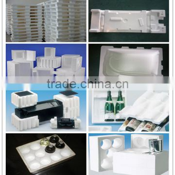 eps foam food box vacuum forming machine/box production machine