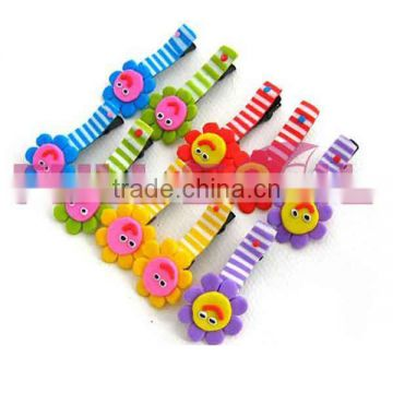 various kids' hair grip and hair clip suitable for promotion gift