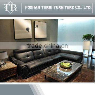 K153 New design modern sofa set germany living room leather sofa
