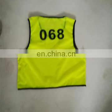 Breathable Sport Outdoor Safety Reflective Vest
