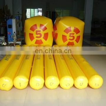 2016 new tube buoy with logo printing