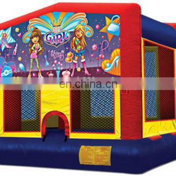 cheap bouncer,module bouncers,inflatable bouncer d141