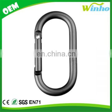 Winho Big Oval Shaped Aluminum Durable Carabiner