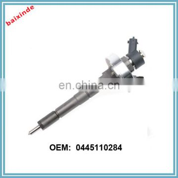 Auto parts Fuel Injector nissann 16600-MA70A 16600-DB000 16600-DB002 0445110284