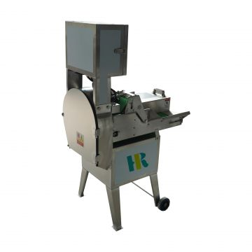 Crispy banana okra slice cutter making machine