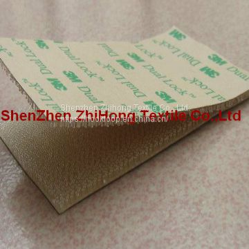 3M adhesive Dual Lock transparent thin fine mushroom head hook industry fastener