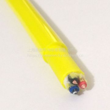 Good Toughness Fisheries Rov Tether Underwater Cable