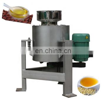 Popular and good cook centrifugal oil machine cookingcoconutsunfloweroilfiltermachine