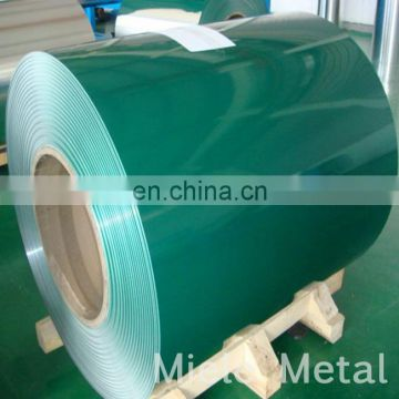 Color coated red green blue aluminum coils 5754 for sale in china