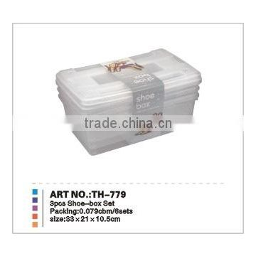 shoe box, PP storage container, PP home storage