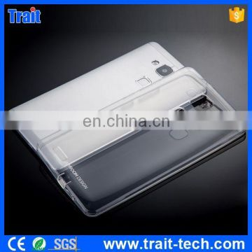Mobile Phone Ultrathin Durable 0.8mm TPU Case for Huawei Ascend Mate 7