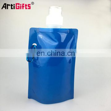 Water Bottle manufacturing Plastic foldable water bottle