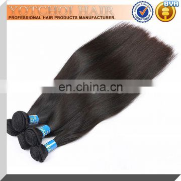 Alibaba China Wholesale Peruvian Hair Extension 7A Peruvian Straight Hair Bundles Peruvian Human Hair Sew In Weave