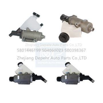3662005901 3662000401 Depehr European Tractor Cooling System MB Truck Aluminum Water Pump