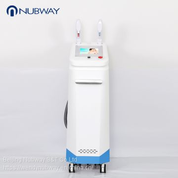 Multifunctional SHR IPL hair removal skin rejuvenation machine