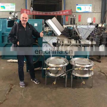 Argan oil mill machine/cannibis walnut oil extraction machine/cotton seed oil cake processing machine