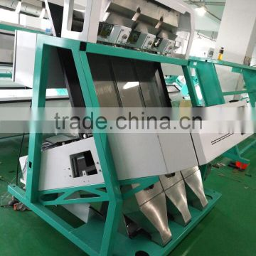 Wenyao Color CCD camera almond color sorting/selecting machine