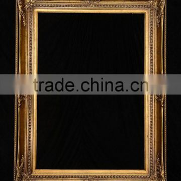 Vintage Baroque Wooden Ornate Picture Frame for Oil Paintings All Sizes/Colors Available