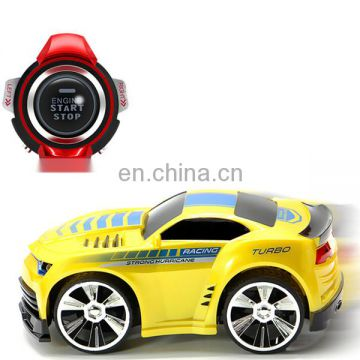 Wholesale shantou multifunctional sound control smart watch car toys