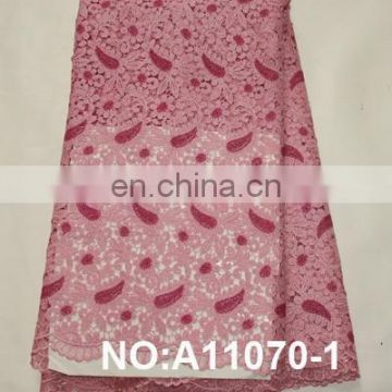 guipure lace fabric for clothing,african lace fabrics for wedding dress,cord lace fabric wholesale