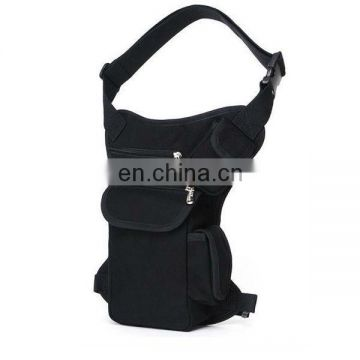 men black shoulder strap waist bag