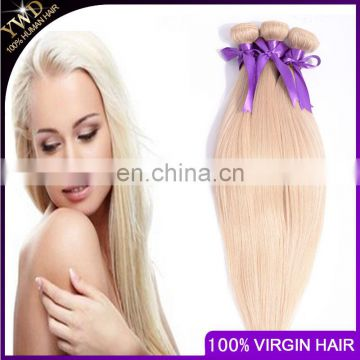 8A Aliexpress Uk Blonde Mink Brazilian Remy Human Hair Bundles Straight Hair