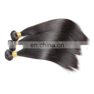 Wholesale price brazilian natural hair weaving 100% virgin human hair extensions natural color hair weave