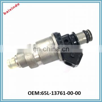 Baixinde Motorcycle Fuel Injector Nozzle 65L-13761-00-00 For Yamaha Outboard