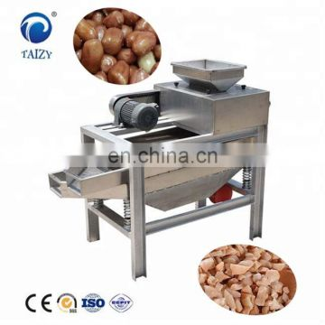 Cashew Nut Peanut Cutting  machine Good Performance Cashew Nut Crushing Machine