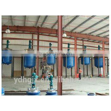 alkyd melamine resin making machine/alkyd resin manufacturing plant