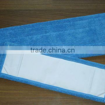 Microfiber disposable mop pad