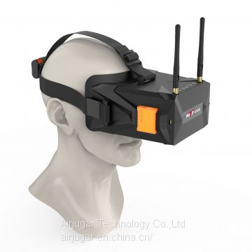 YF-GV002/VR011 5 Inches 800x480 Diversity FPV Goggles 5.8G 40CH Raceband With Pro DVR