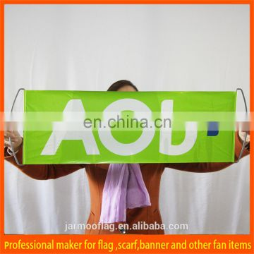 Madeinchina printed best selling scrolling display