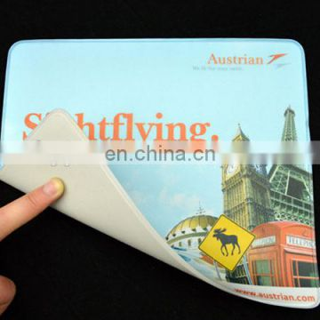 PVC Material and Heated Style creative mouse pad