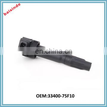 100% Exchanging OEM Engine Ignition coil for SUZUKI OE 33400-75F10 3340075F10