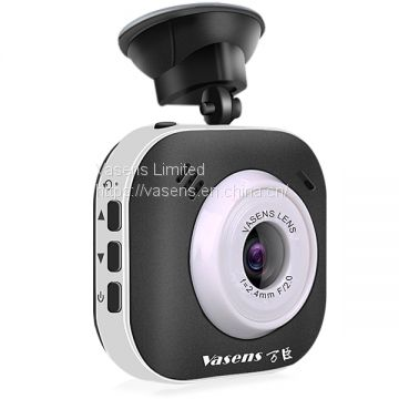 1.8 inch Mini hidden high definition FHD 1080P smart OBDII power supply 360 & 180 degree rotate-able car dvr ..