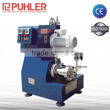Puhler Horizontal Bead Mill, Bead Milling, Bead Mill Homogenizer, How Does A Bead Mill Work