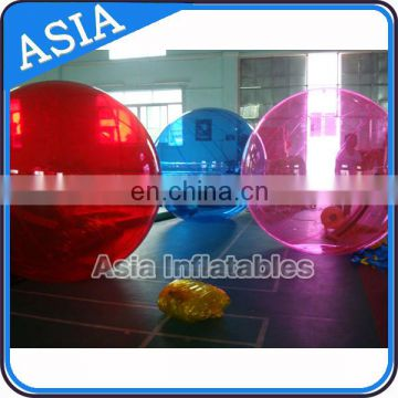 Colurful Inflatable Human Sphere for Water Games
